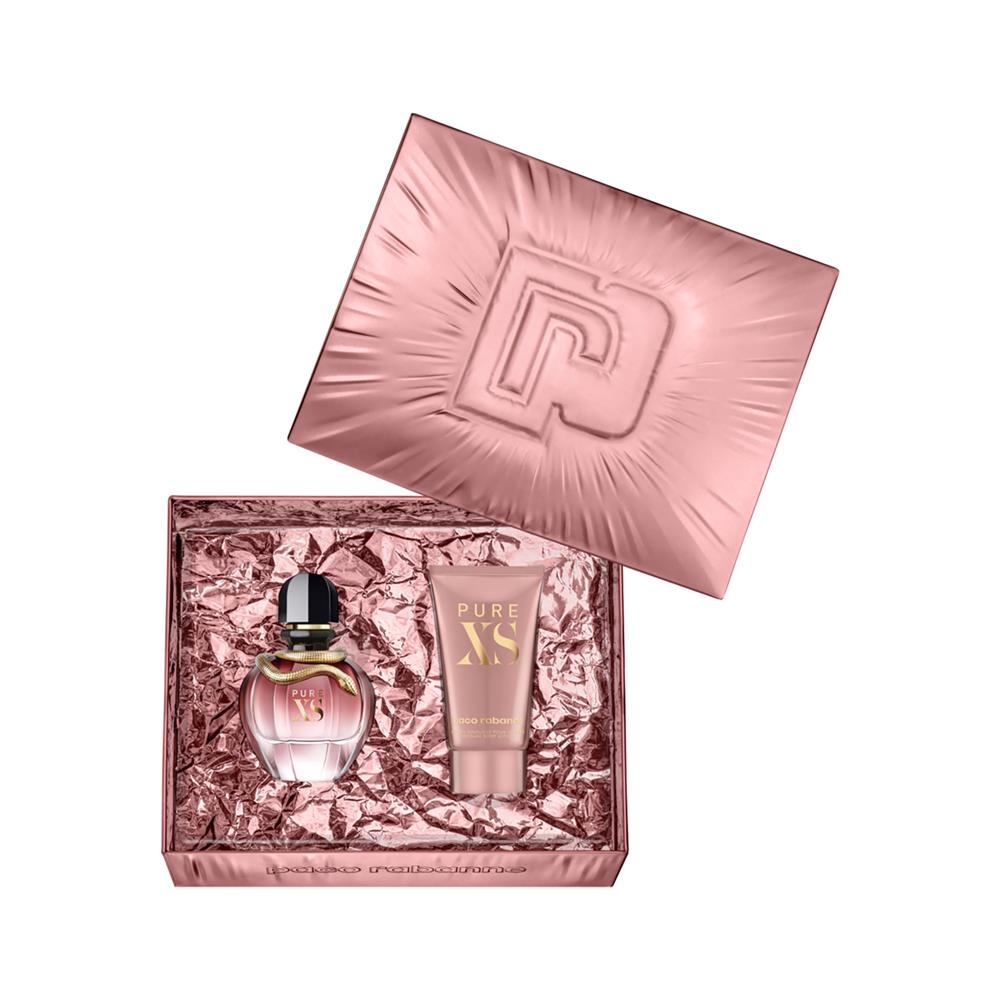 Paco Rabanne Set ženska parfumska voda Pure XS For Her 50 ml in body lotion 75 ml