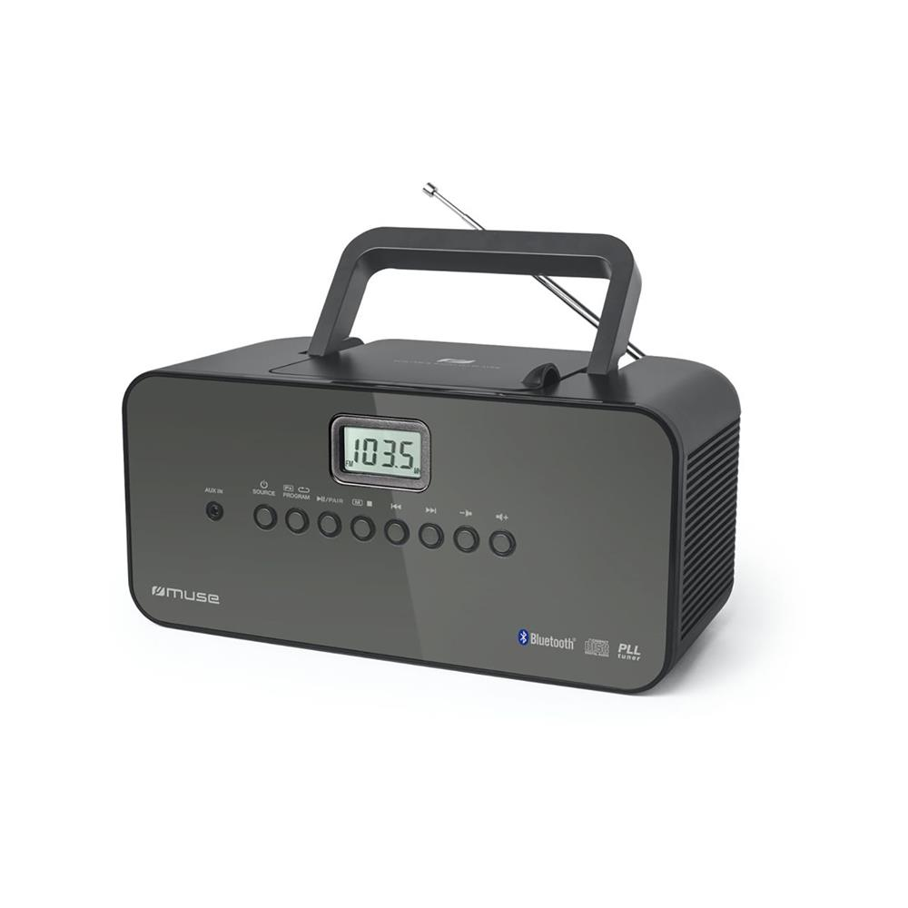 MUSE Bluetooth prenosni radio (M-22 BT)