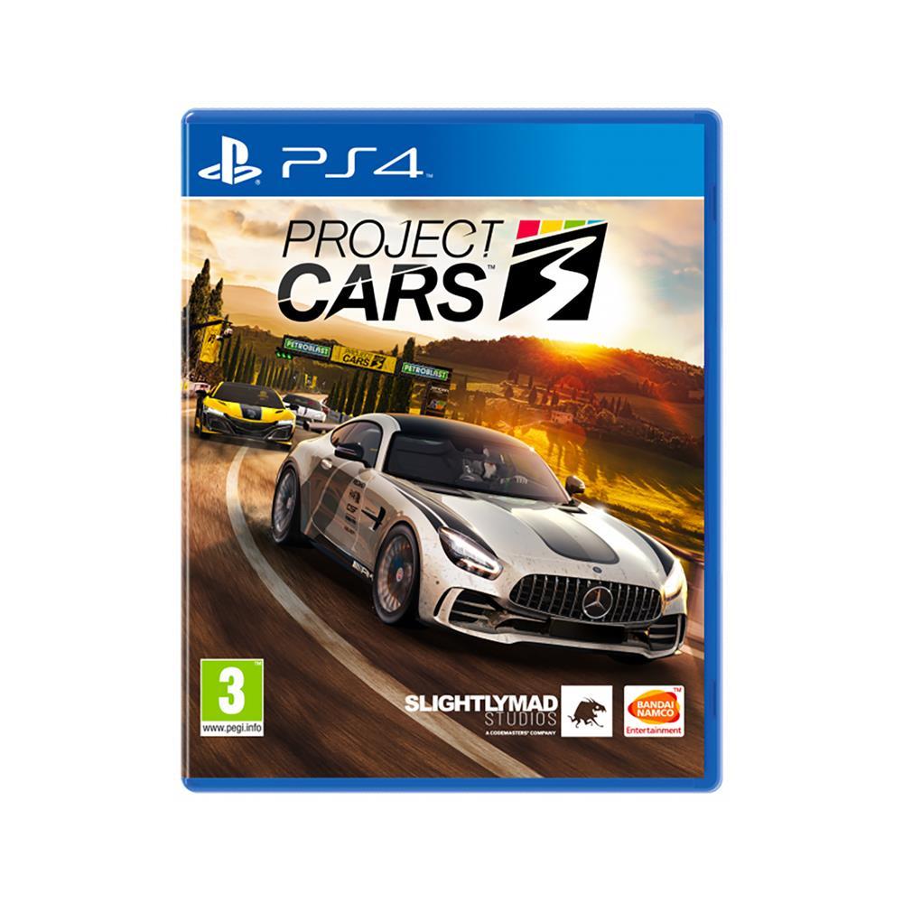 Bandai Namco Igra Project Cars 3 za PS4