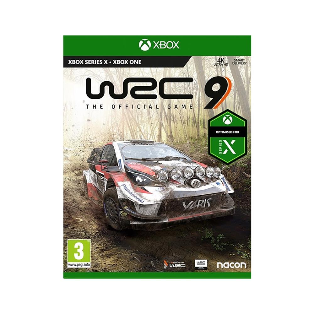 Nacon Gaming Igra WRC 9 za Xbox One