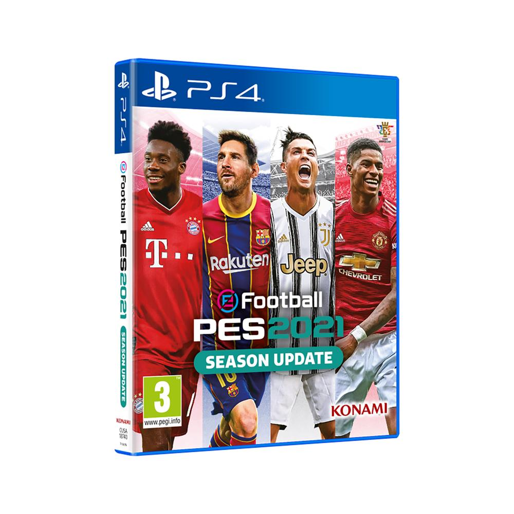 KONAMI Igra eFootball PES 2021 Season Update za PS4
