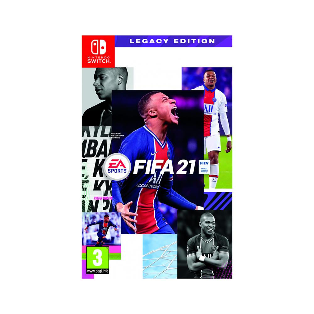 EA Sports Igra FIFA 21 Legacy Edition Switch
