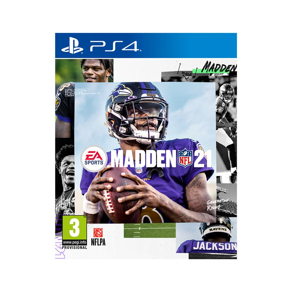 EA Sports Igra Madden NFL 21 za PS4