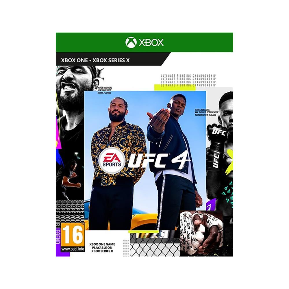 EA Sports Igra UFC 4 za Xbox One