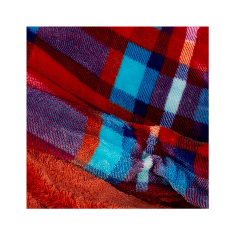 Vitapur Dekorativna odeja Beatrice - karo