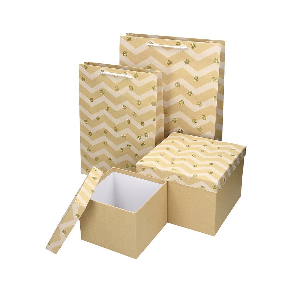 Creative Darilna škatla Eco novoletna