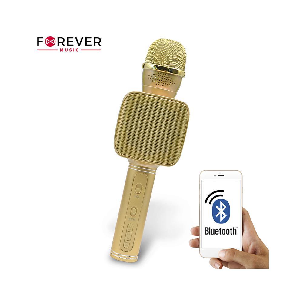 Forever Mikrofon z bluetooth zvočnikom BMS-400