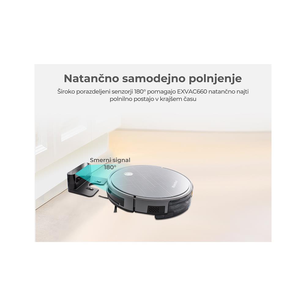 MAMIBOT Robotski sesalnik Exvac660 2v1 (SES-MAMI-EXVAC660)