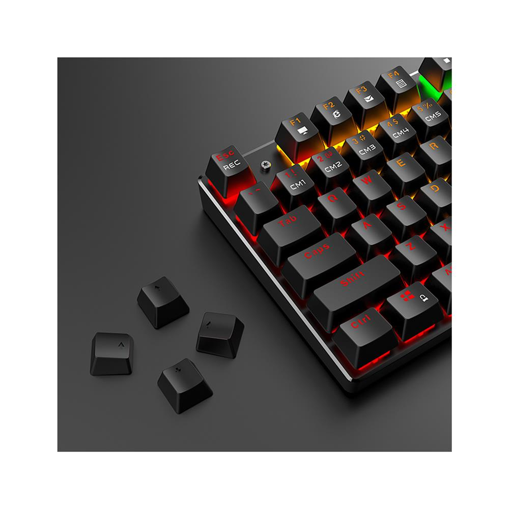 Havit Gaming tipkovnica Gamenote USB - SLO znaki (HV-KB498L)