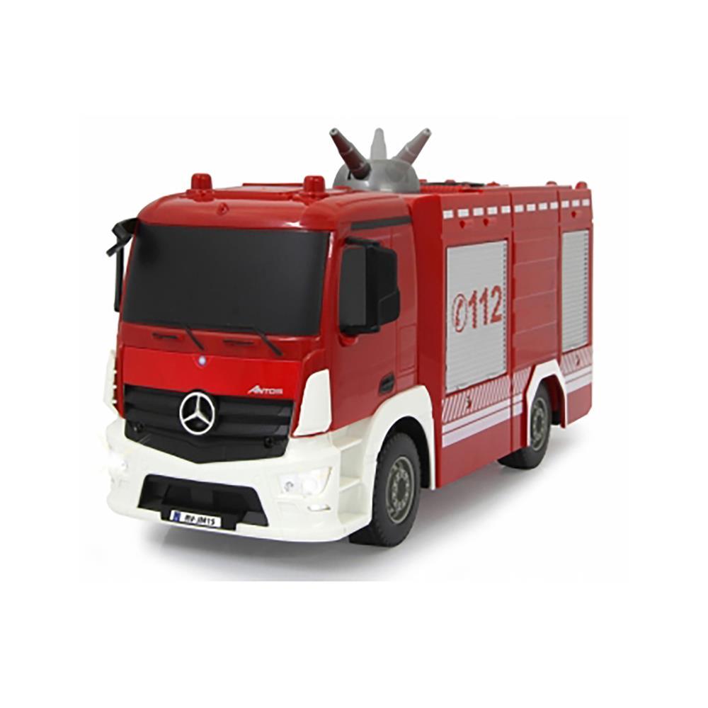 Jamara Radijsko vodeno vozilo Fire Truck TLF with spray function Mercedes-Benz