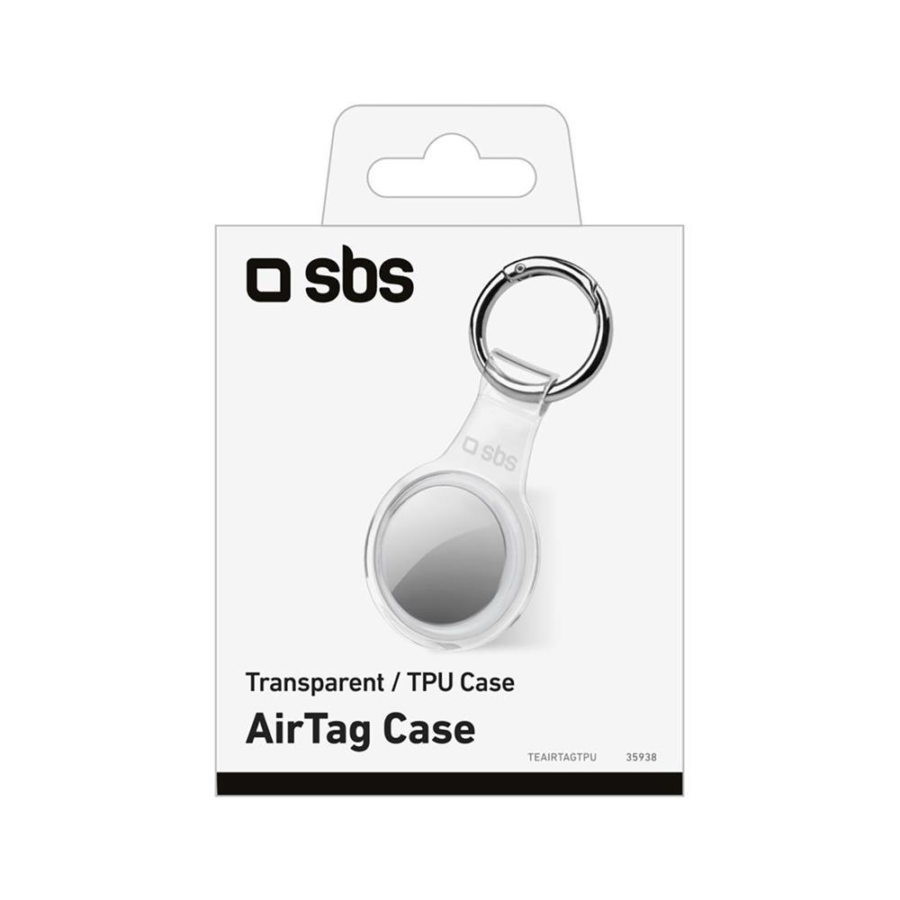 SBS AirTag TPU obesek (TEAIRTAGTPU)