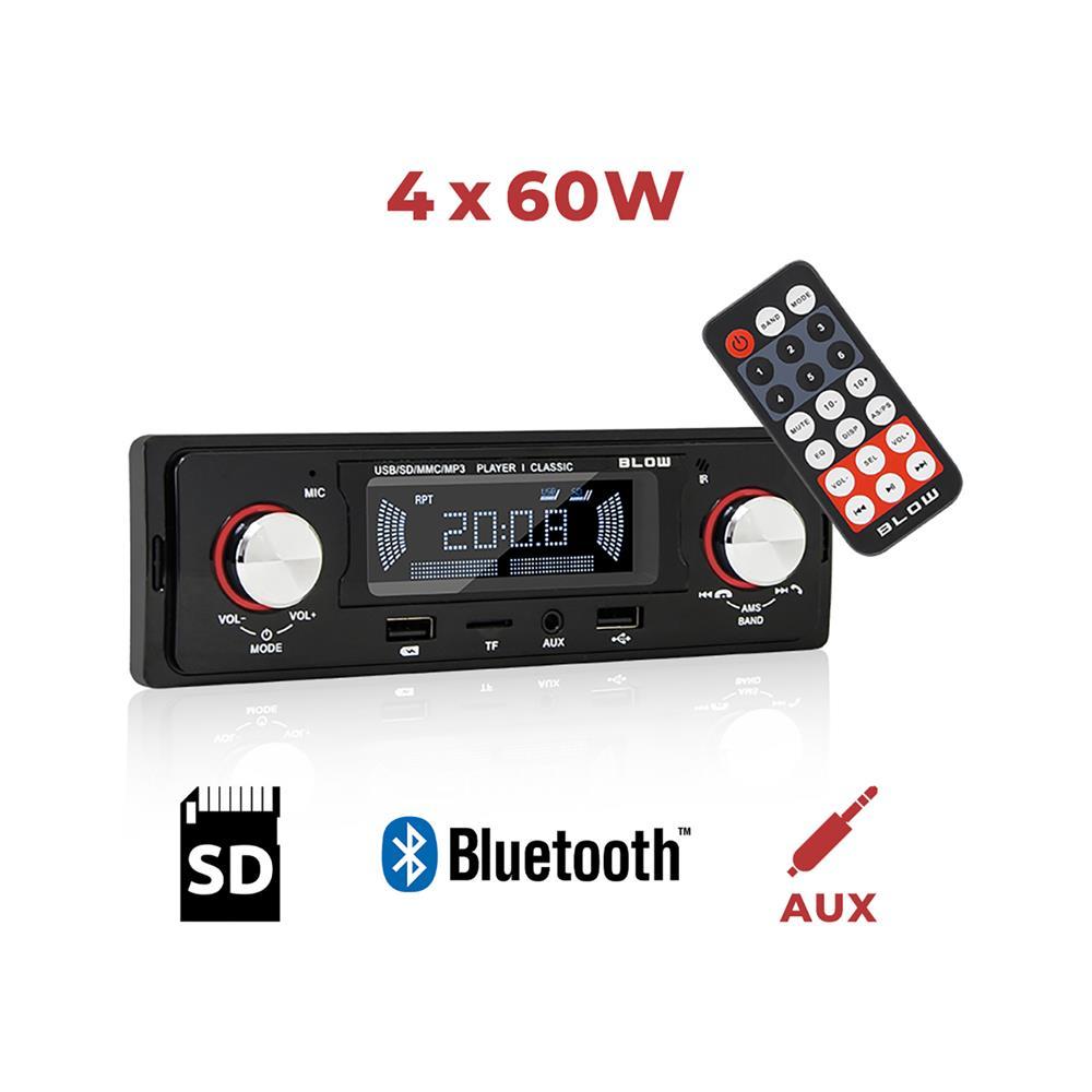 BLOW Avtoradio FM AVH Classic (AV-RA-BL-AVH-CLASSIC)