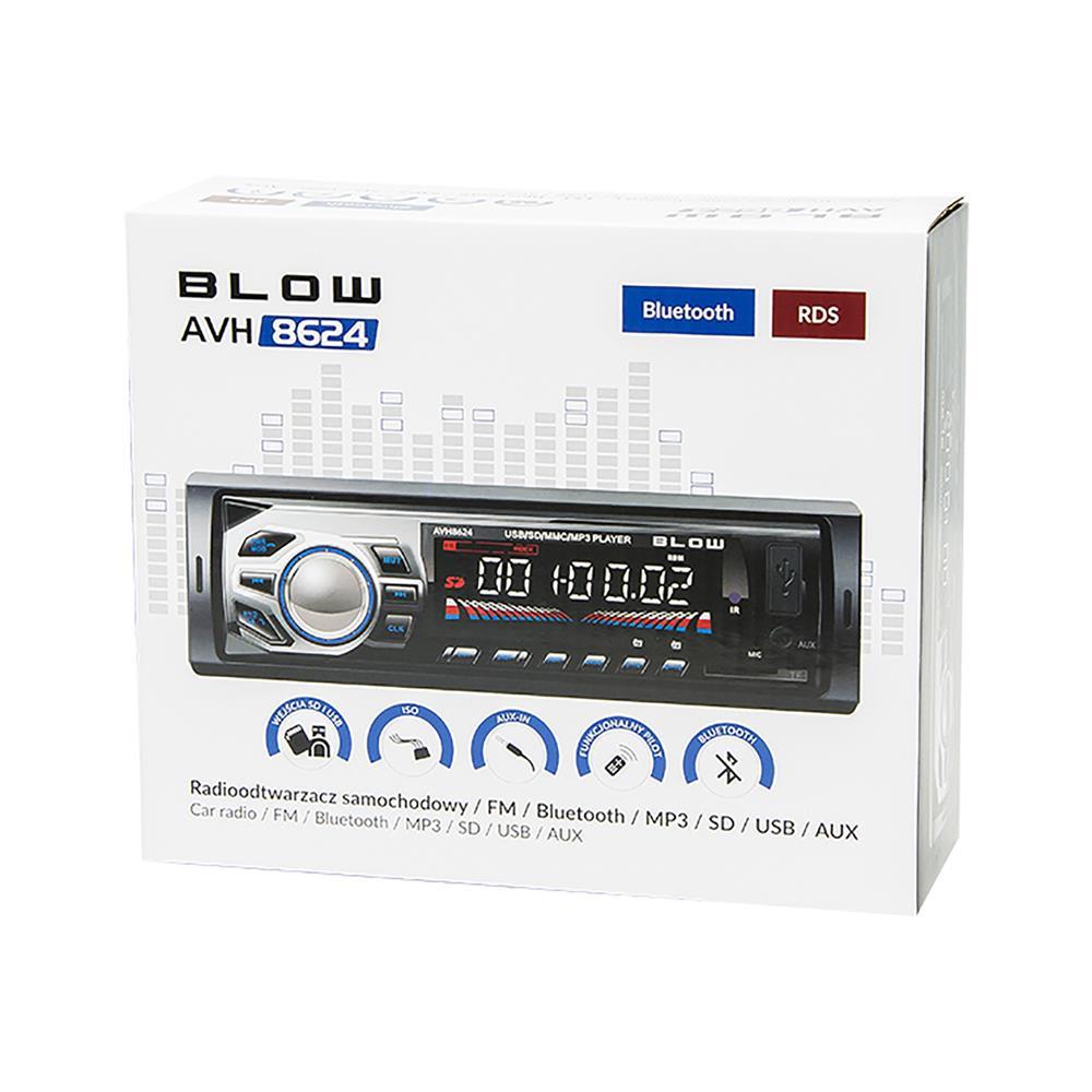 BLOW Avtoradio MP3 AVH-8624 (AV-RA-BL-AVH8624)