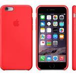 Apple Silikonski ovoj rdeča