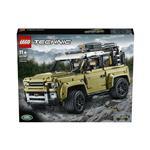 LEGO Technic Land Rover Defender 42110 več-barvna