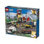 LEGO City Tovorni vlak 60198 več-barvna