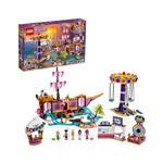 LEGO Friends Zabaviščni pomol v Heartlake Cityju 41375 več-barvna