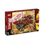 LEGO Ninjago Kopenski zaklad 70677 več-barvna