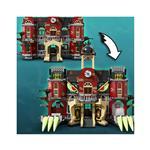 LEGO Hidden Side Newburyjska gimnazija, na kateri straši 70425 več-barvna
