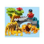 LEGO Duplo Živali sveta 10907 več-barvna