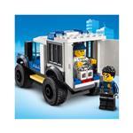 LEGO City Policijska postaja 60246 več-barvna