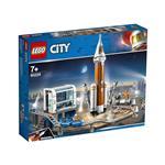 LEGO City Raketa za dolge vesoljske polete in nadzorni center 60228 več-barvna