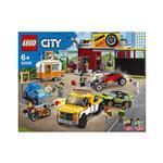 LEGO City Avtomehanična delavnica 60258 več-barvna