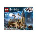 LEGO Harry Potter Velika dvorana Bradavičarke 75954 več-barvna