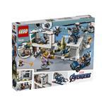 LEGO Super Heroes Bitka v kompleksu Maščevalcev 76131 več-barvna