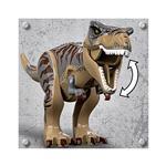 LEGO Jurassic World Boj tiranozavra proti robotskemu dinozavru 75938 več-barvna