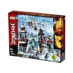 LEGO Ninjago Grad pozabljenega cesarja 70678 več-barvna