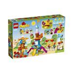 LEGO Duplo Veliki sejem 10840 več-barvna