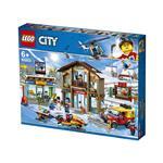 LEGO City Smučarsko središče 60203 več-barvna
