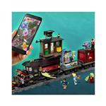 LEGO Hidden Side Ekspresni vlak duhov 70424 več-barvna