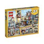 LEGO Creator Mestna trgovina z malimi živalmi in kavarna 31097 več-barvna