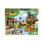 LEGO Duplo Tropski otok 10906 več-barvna