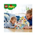 LEGO Duplo Modularna hišica za igro 10929 več-barvna