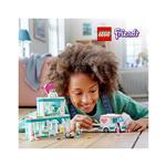 LEGO Friends Mestna bolnišnica v Heartlake Cityju 41394 več-barvna