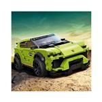 LEGO Speed Lamborghini Urus ST-X in Lamborghini Huracán Super Trofeo EVO 76899 več-barvna