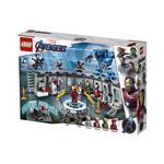 LEGO Super Heroes Iron Manova orožarska dvorana 76125 več-barvna