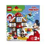 LEGO Duplo Mikijeva počitniška hiška 10889 več-barvna