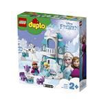 LEGO Duplo Ledeni grad Ledenega kraljestva 10899 več-barvna