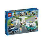 LEGO City Počivališče ob avtocesti 60257 več-barvna