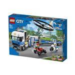 LEGO City Transport policijskega helikopterja 60244 več-barvna