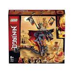 LEGO Ninjago Ognjeni čekan 70674 več-barvna
