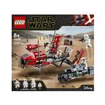 LEGO Star Wars Dirka z gliserjem na Pasaani 75250 več-barvna