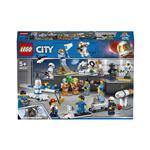 LEGO City Komplet z ljudmi - Raziskovanje in razvoj vesoljske tehnologije 60230 več-barvna