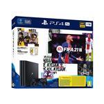 Sony PlayStation® 4 Pro set z igro FIFA 21 in igralnim ploščkom DualShock 4 1 TB črna