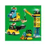 LEGO Duplo Žerjav in gradnja 10933