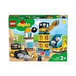LEGO Duplo Rušenje z rušilno kroglo 10932